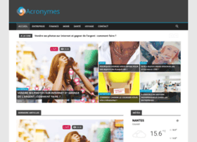 acronymes.info