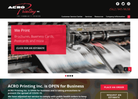 acroprinting.com