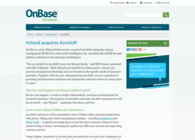 acrosoft.com
