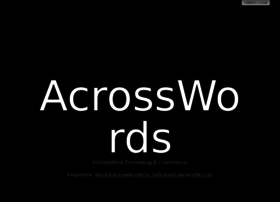 across-words.com