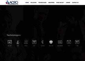 acrotechnologies.com