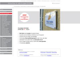 acrylglas-plexiglas-schilder.de