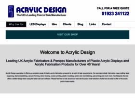 acrylicdesign.co.uk