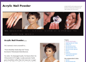 acrylicnailpowder.co