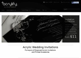 acrylify.com