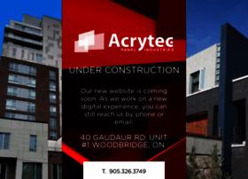 acrytecpanel.com