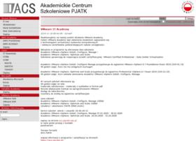 acs.pjwstk.edu.pl