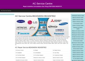 Acservicecentre.com