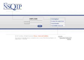 acsnsqip.outcome.com