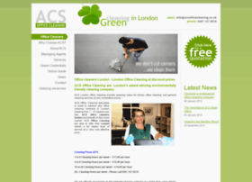 acsofficecleaning.co.uk