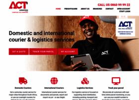 act-logistics.co.za