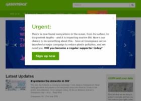 act.greenpeace.org.uk