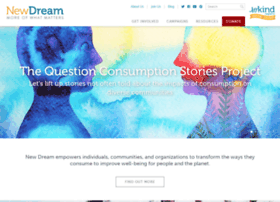 act.newdream.org