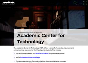 act.nmt.edu