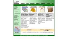 actaareasoftware.com