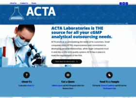 actalabs.com
