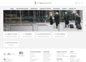 actbar.com.au