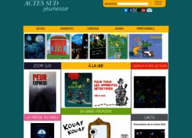 actes-sud-junior.fr