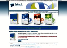 actes6.com