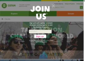 actfast.oxfamamerica.org