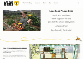 actforbees.org