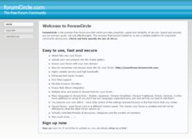 actforum.forumcircle.com