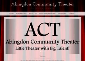 actheater.com