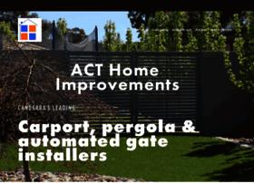 acthomeimprovements.com.au