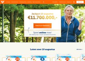 actie.staatsloterij.nl