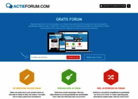 actieforum.com