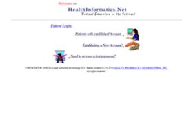 actilean.healthinformatics.net