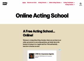 acting-school-stop.com