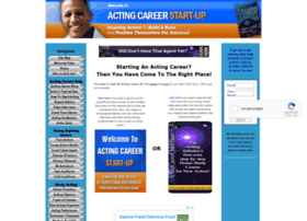 actingcareerstartup.com