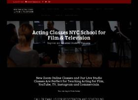 actingclassforfilm.com