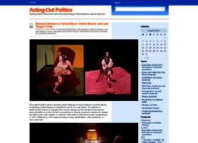actingoutpolitics.com