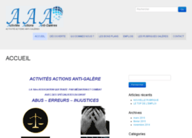 action-antigaleres.fr
