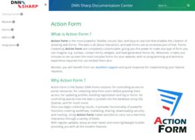 action-form.dnnsharp.com