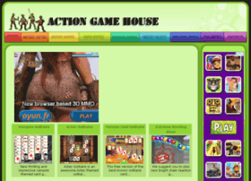 action-game-house.com