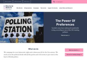 Action.electoral-reform.org.uk