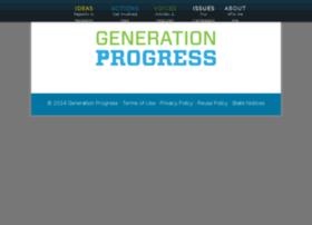 action.genprogress.org
