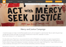 action.mercyandjustice.org