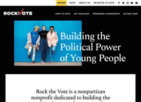 action.rockthevote.com