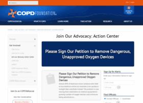 actioncenter.copdfoundation.org