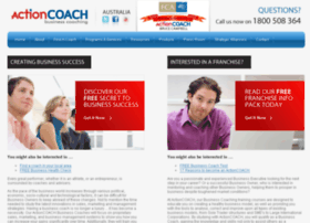 actioncoachaustralia.com