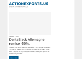 actionexports.us