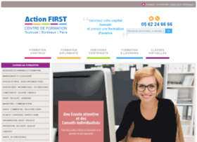 actionfirst.fr