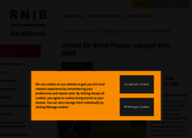 actionforblindpeople.org.uk