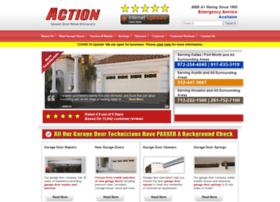 actiongaragedoor.com