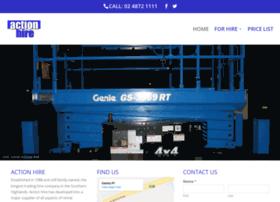 actionhire.com.au