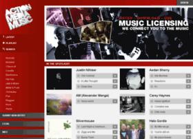 actionmediamusic.com
